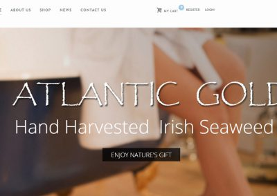 Atlantic Gold Seaweed