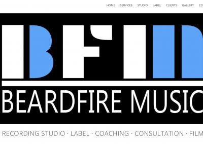 Beardfire Music