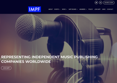 Independent Music Publishers International Forum