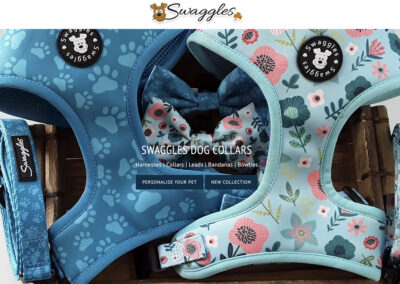 Swaggles Dog Collars