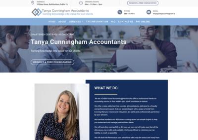Tanya Cunningham Accountants